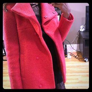 Zara retro coat